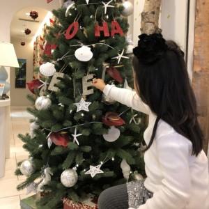 芦屋 一時預かり 託児所 エミリア 聖栄歯科医院 クリスマスパーティー