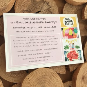 summer party☆